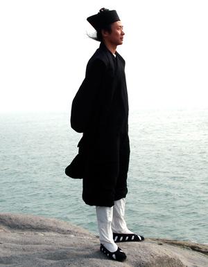 王志强道长俗名:王师壹